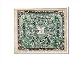 [#109962] Allemagne, 1/2 Mark Type 1944 - [ 5] 1945-1949 : Occupation Des Alliés