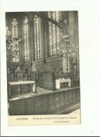Oostende Ostende Eglise Des Pères Dominicains Le Choeur - Oostende