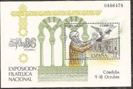1986-ED.2859 H.B..EXFILNA-NUEVO- - Blocks & Sheetlets & Panes