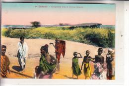 DSCHIBUTI / DJIBOUTI - Campement Dans La Brousse Somalis - Dschibuti