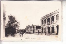 DSCHIBUTI / DJIBOUTI - Rue Du Port - Dschibuti