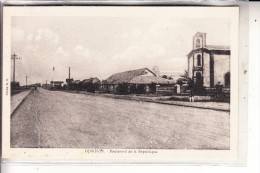 DSCHIBUTI / DJIBOUTI - Boulevard De La Republique - Dschibuti