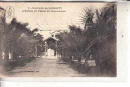 DSCHIBUTI / DJIBOUTI - Palais Du Gouverneur - Dschibuti