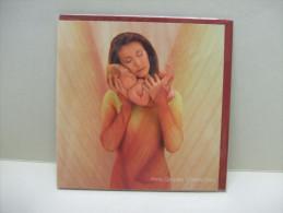 CP Miracle - Bébé - Anne GEDDES / Céline DION Carte Postale Avec Enveloppe Sous Cellophane - Singers & Musicians