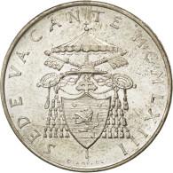 [#43568] Vatican, Sede Vacante, 500 Lire 1963, KM 75 - Vaticano (Ciudad Del)