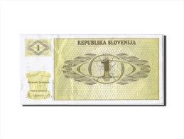 [#305943] Slovénie, 1 Tolar Type 1990-92 - Slovénie