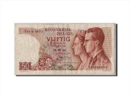 [#305380] Belgique, 50 Francs Type Baudouin Et Fabiola - [ 6] Staatskas