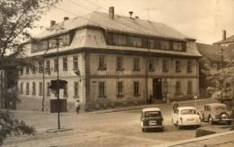 - ALLEMAGNE - GEHREN I. Thür. - Rathaus - Carte Photo En L'état - - Gehren