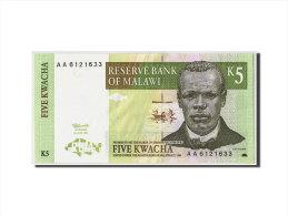 [#306585] Malawi, 5 Kwacha Type John Chilembwe - Malawi