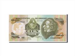 Uruguay, 100 Nuevos Pesos Type Artegas - Uruguay