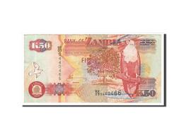 [#156212] Zambie, 50 Kwacha Type 1996 - Zambie