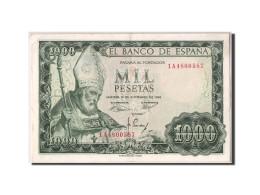 [#304307] Espagne, 1000 Pesetas Type Isidoro - [ 3] 1936-1975 : Régence De Franco