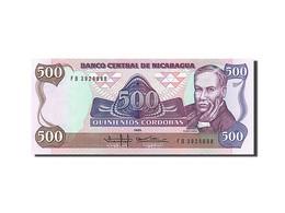 [#255917] Nicaragua, 500 Cordobas, Type Ruben Dario - Nicaragua