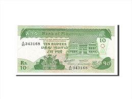 [#156635] Ile Maurice, 10 Rupees Type 1985-91 - Maurice