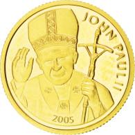 [#89997] Samoa, 10 Tala Or Jean-Paul II 2005, KM 142