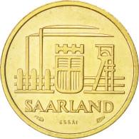 [#84631] Sarre, 20 Franken 1954 Essai, KM E3 - Sarre