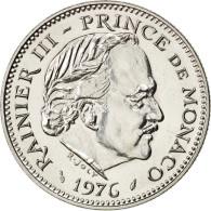 [#83877] Monaco, Rainier III, 5 Francs 1976, KM 150 - 1960-2001 Nouveaux Francs