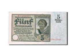 [#258581] Allemagne, 5 Renten Mark, Type 1925-1926 - [ 3] 1918-1933 : Repubblica  Di Weimar