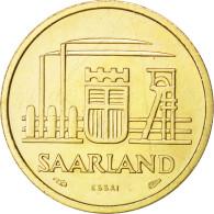 Sarre, 20 Franken 1954 Essai, KM E3 - Sarre