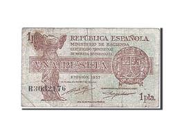 [#257952] Espagne, 1 Peseta, Type 1937-1938 - 1-2 Pesetas