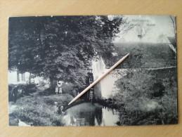 HULDENBERG - Moulin, Molen ( Top Carte ) - 1918 - Huldenberg