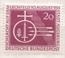 Germany MLH stamp