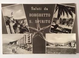 Borghetto Santo Spirito Viaggiata F.g. In Ottimo Stato - Savona