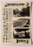 Riviera Dei Fiori Cervo Viaggiata F.g. Ottimo Stato - Imperia