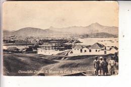 CAP VERDE / CABO VERDE, Consulado Inglez - Cap Verde
