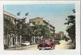89276 LOBITO AVENIDA PORTUGAL AUTO D' EPOCA OLD CARS - Angola