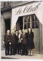 Tres Belle Photo  LE CLUB CABARET OU RESTAURANT ? - Photos