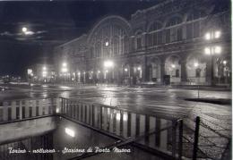 Torino - Notturno - Stazione Di Porta Nuova - 6815 - Formato Grande Viaggiata - Stazione Porta Nuova