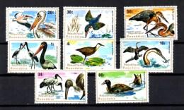 oiseaux aquatiques,  649-56**+ BF 58 / 59**, cote 50 �
