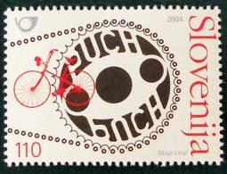 LA BICYCLETTE 2004 - NEUF ** - YT 437 - MI 474 - Slovenië