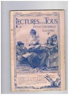 LECTURES Pour TOUS  1902  N° 1 - Libros, Revistas, Cómics
