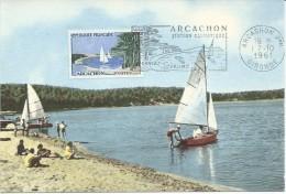 1312 - BASSIN D'ARCACHON - D3 - 1960-69