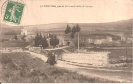 LA TUILIERE (42) Près De St-Just-en-chevalet - France