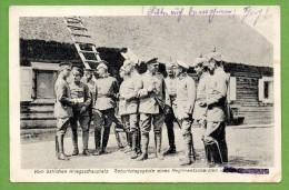Biélorussie. Postavy. Moldsewitsche. Fête D'anniversaire D'un Officier. Feldpost Der 42.Infanterie Div. 1916 - Belarus