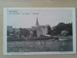 Meysse Le Village La Cure L'eglise - Meise