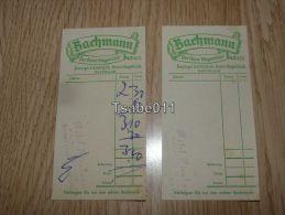 Hotel Nienhaus Borken Bachmann Der Feine Magenlikör Dortmund Germany 1 Stück - Altre Collezioni