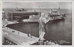 AK - Trieste - Staziona - >Marittima - 1938 - Trieste