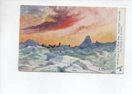 Sulla  Strada   Verso Il  POLO  NORD - Groenlandia