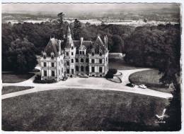 72 - Vibraye (Sarthe) - Le Château - Vibraye