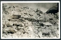 Cortina D`Ampezzo, Rifugio Cantore Tofana, 15.8.1929, WK- Kriegsschauplatz - Belluno
