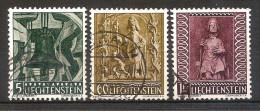 Liechtenstein 1959 - Christmas - Used Stamps