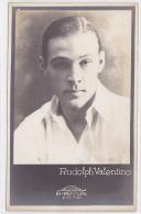 Rudolph Valentino - Acteurs