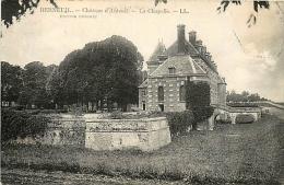 BERNEUIL EN BRAYE CHATEAU D'AUTEUIL CHAPELLE - France
