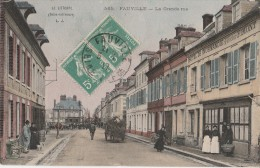 76 - FAUVILLE - 565 - La Grande Rue - Unclassified