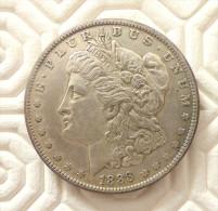 DOLLAR MORGAN 1883  CC   SILVER ARGENT POIDS 26.5 GR - Emissioni Federali