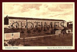 TORRES NOVAS - QUARTEL - ESCOLA PRATICA DE CAVALARIA - 1940 PC - Santarem